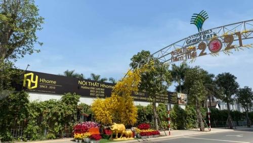 Hhome nhà thầu chính thức có mặt tại Vinhomes Grand Park quận 9 cửa ngõ phía Đông Sài Gòn mang lại giá trị về chất lượng công trình Vượt Trội, gắn liền với chất lượng cuộc sống Đẳng Cấp Sang Trọng.