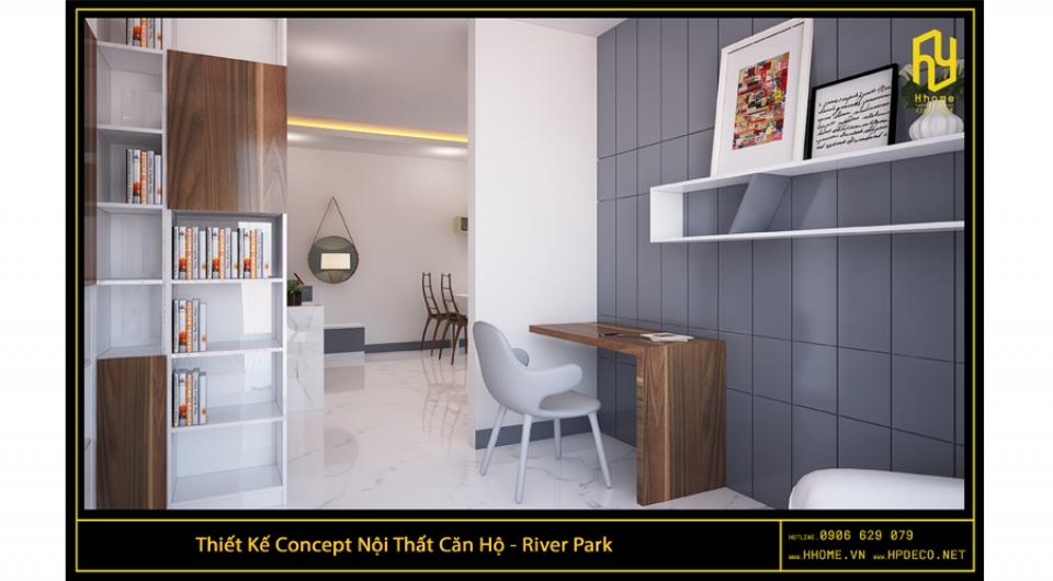 Concept River Park - 12