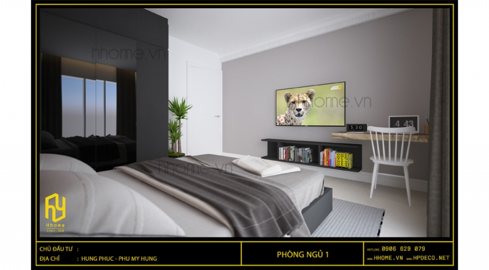 Concept Happy Residence - A3 - 14