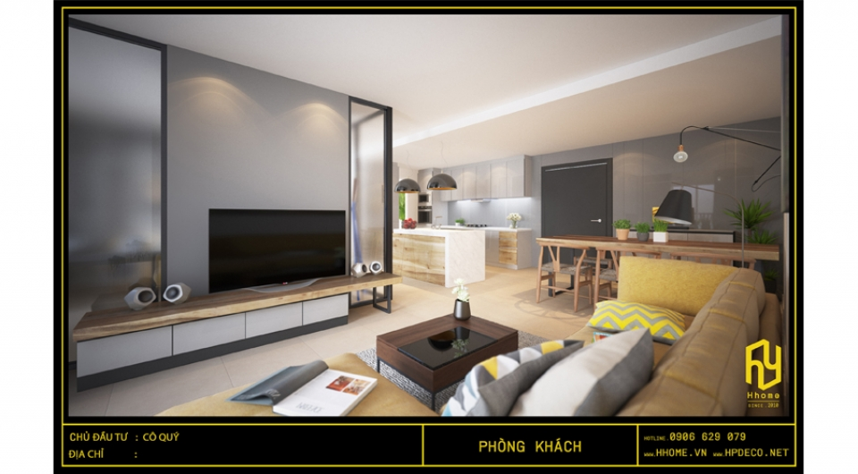 Concept Happy Residence - D1