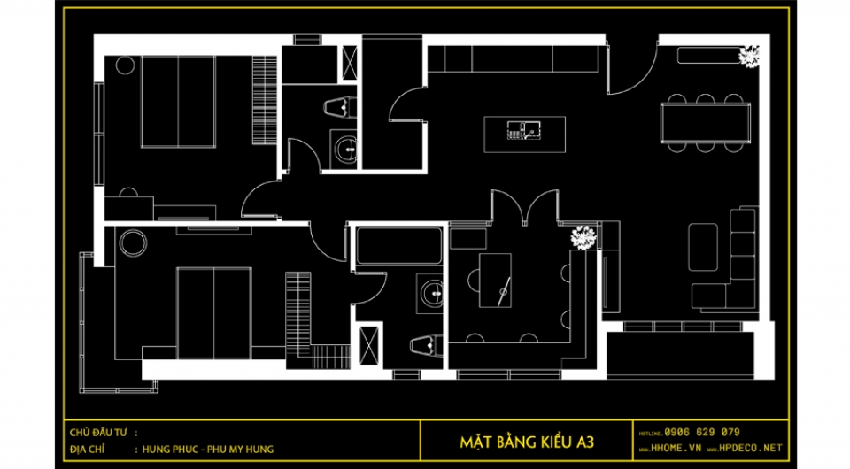 Concept Happy Residence - A3 - 2