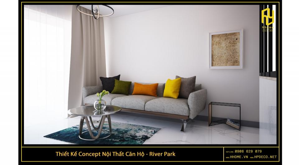 Concept River Park - 13
