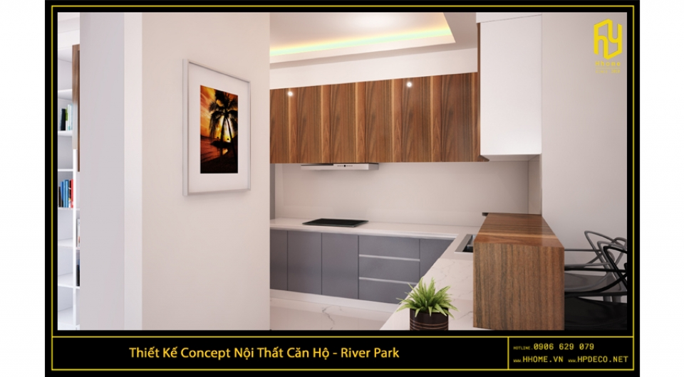 Concept River Park - 2