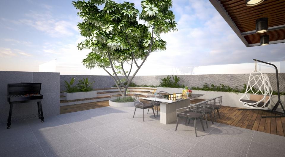 Concept Nhà phố 2 - Khu đô thị Vạn Phúc - Thủ Đức - tp.HCM - 21
