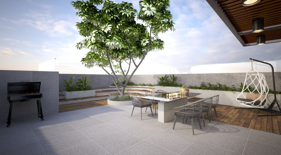 Concept Nhà phố 2 - Khu đô thị Vạn Phúc - Thủ Đức - tp.HCM - 22