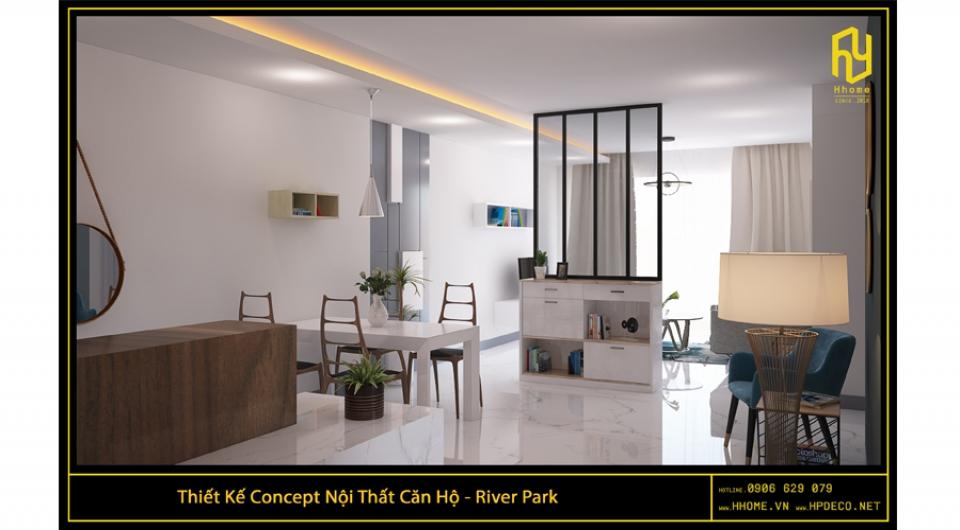 Concept River Park - 3