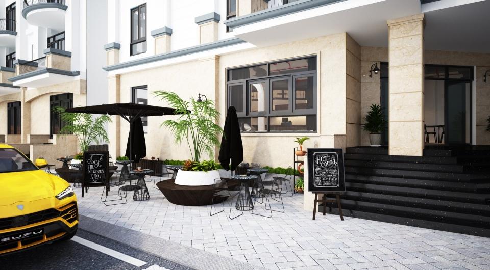 Concept Nhà phố 2 - Khu đô thị Vạn Phúc - Thủ Đức - tp.HCM - 2