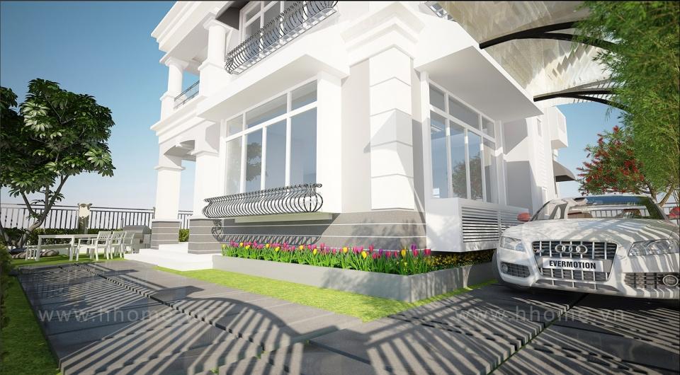 Villa Nam Viên - Phú Mỹ Hưng - Q7 - tp.HCM - 3