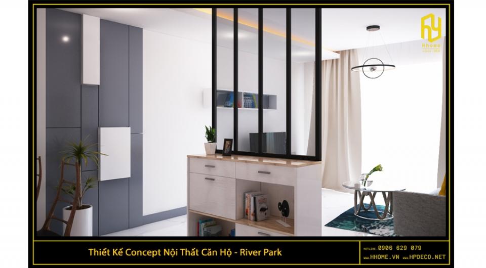 Concept River Park - 5