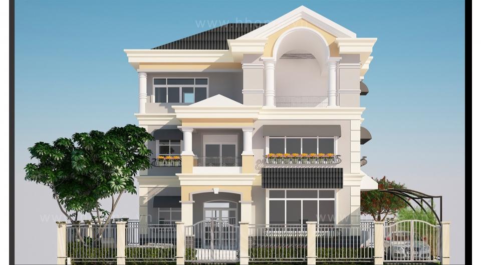 Villa Nam Viên - Phú Mỹ Hưng - Q7 - tp.HCM - 4