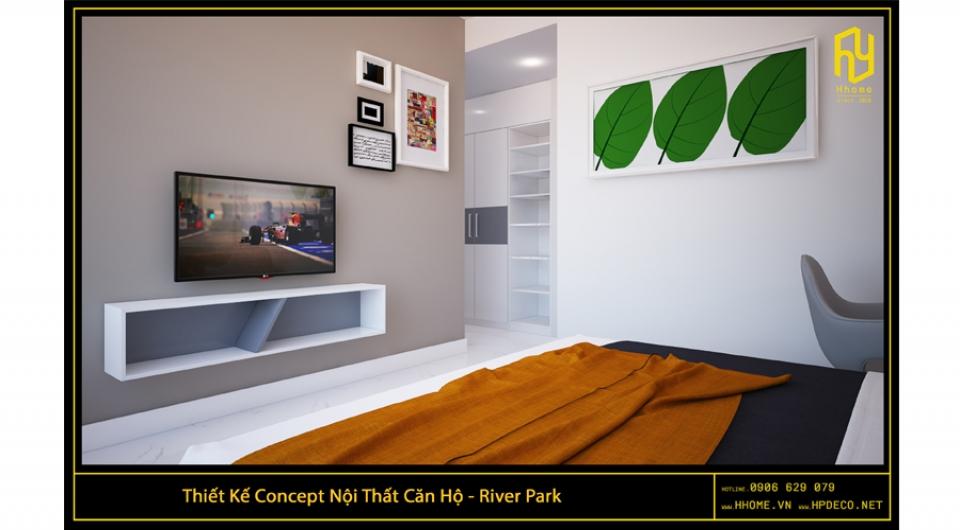 Concept River Park - 9