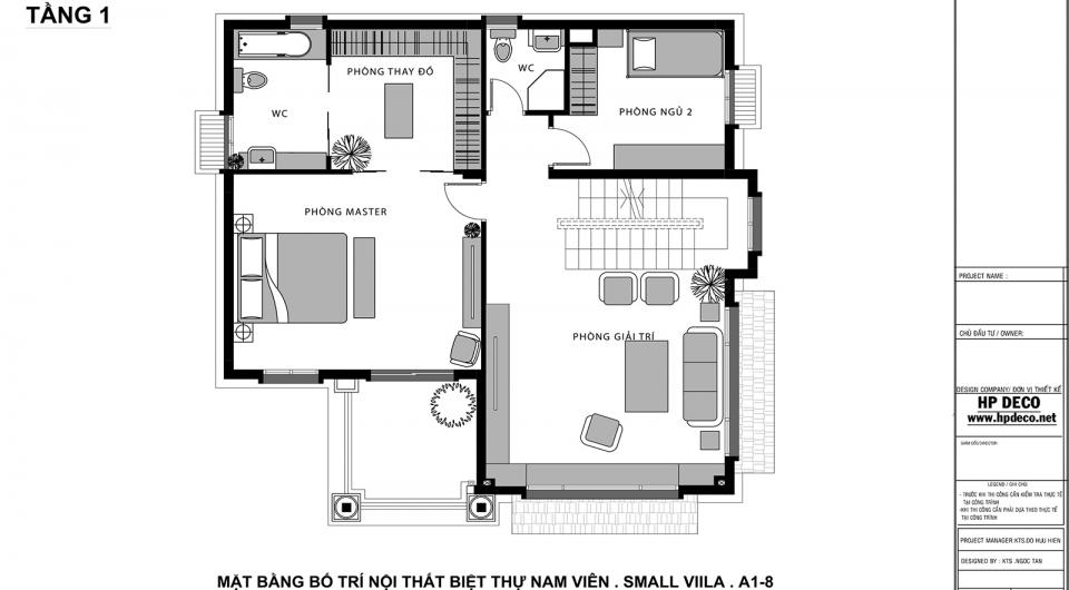 Villa Nam Viên - Phú Mỹ Hưng - Q7 - tp.HCM - 8